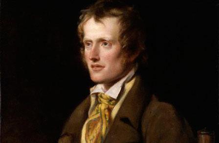 Clare, John portréja