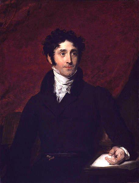 Campbell, Thomas portréja