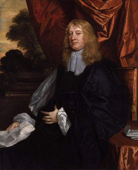 Cowley, Abraham portréja
