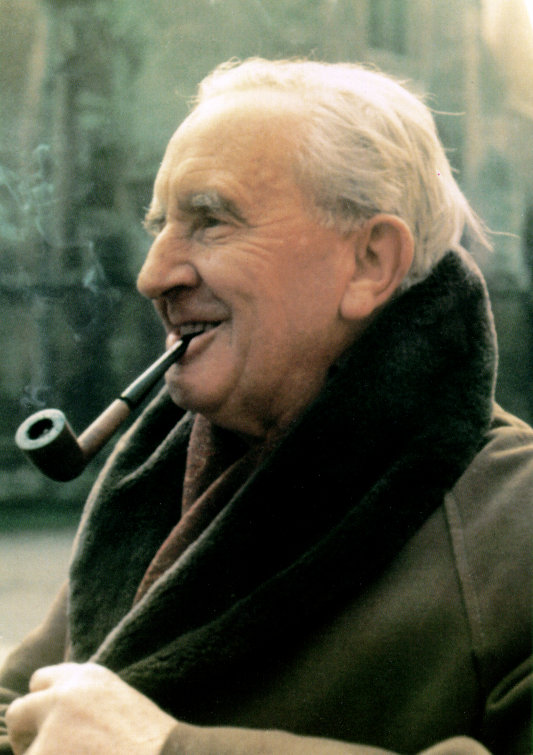 Tolkien, J.R.R. portréja