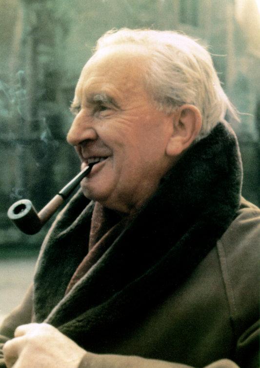 Portre of Tolkien, J.R.R.