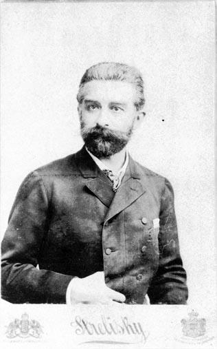 Arany László portréja