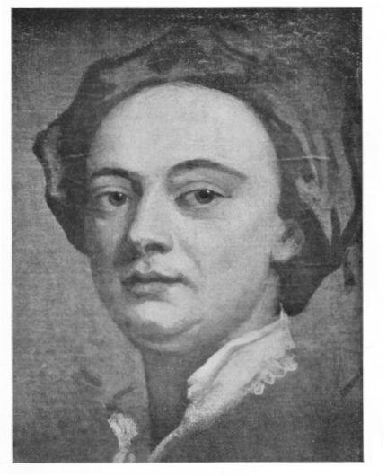 Gay, John portréja