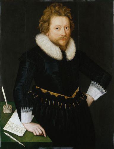 Fletcher, John portréja