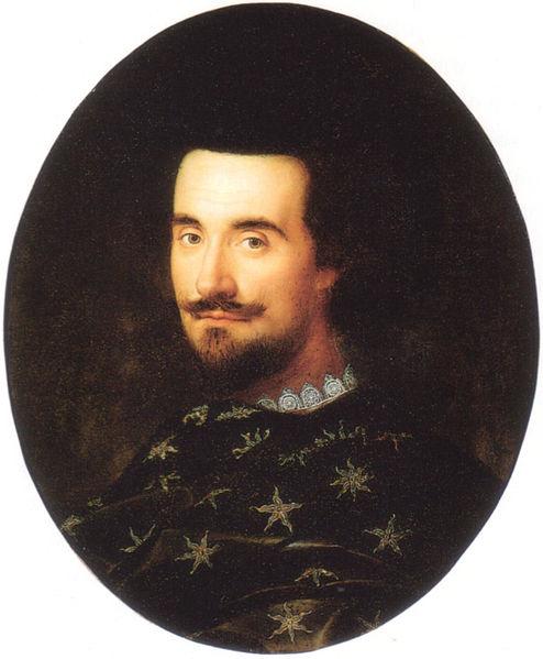 Herbert of Cherbury, Lord Edward portréja