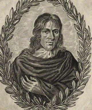 Hall, John portréja