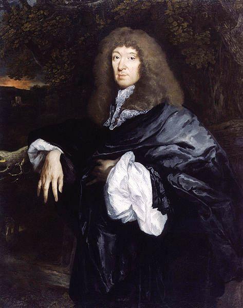 Butler, Samuel portréja