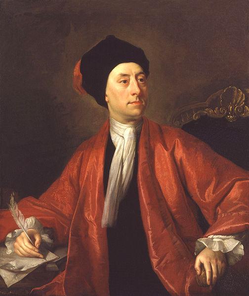 Portre of Prior, Matthew