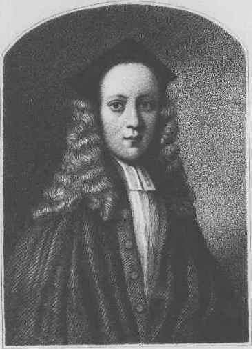 Byrom, John portréja
