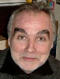 Györe Balázs portréja