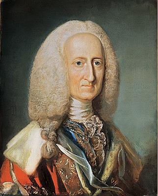 Lyttelton, Lord George portréja