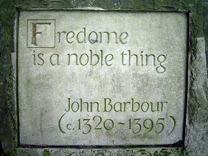 Barbour, John portréja