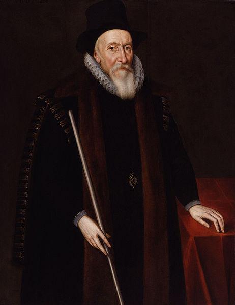 Sackville, Thomas portréja