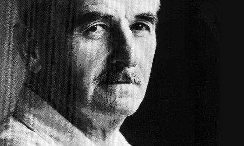 Portre of Faulkner, William