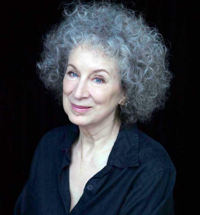 Atwood, Margaret portréja