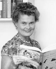 Adamson, Joy portréja