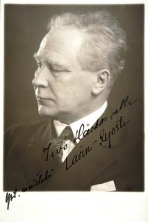 Larin-Kyösti portréja