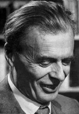 Huxley, Aldous portréja