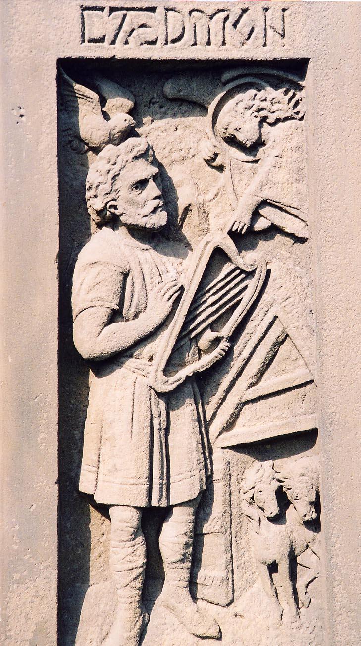 Portre of Cædmon
