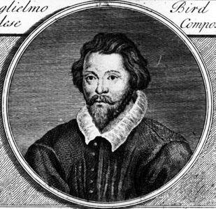 Byrd, William portréja