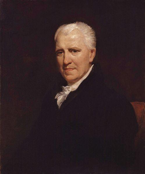 Crabbe, George portréja