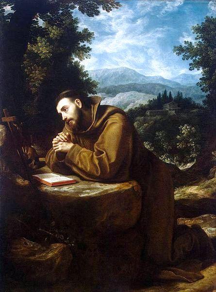 D'Assisi, Francesco portréja