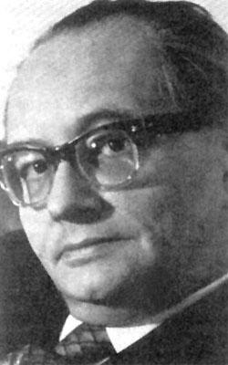 Bóka László portréja
