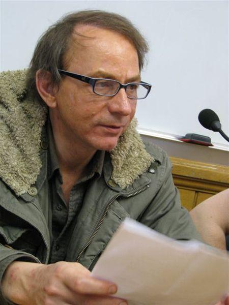 Houellebecq, Michel portréja