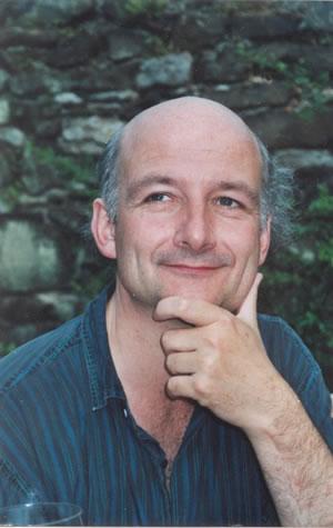 Galbraith, Iain portréja