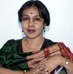 Nair, Rukmini Bhaya portréja