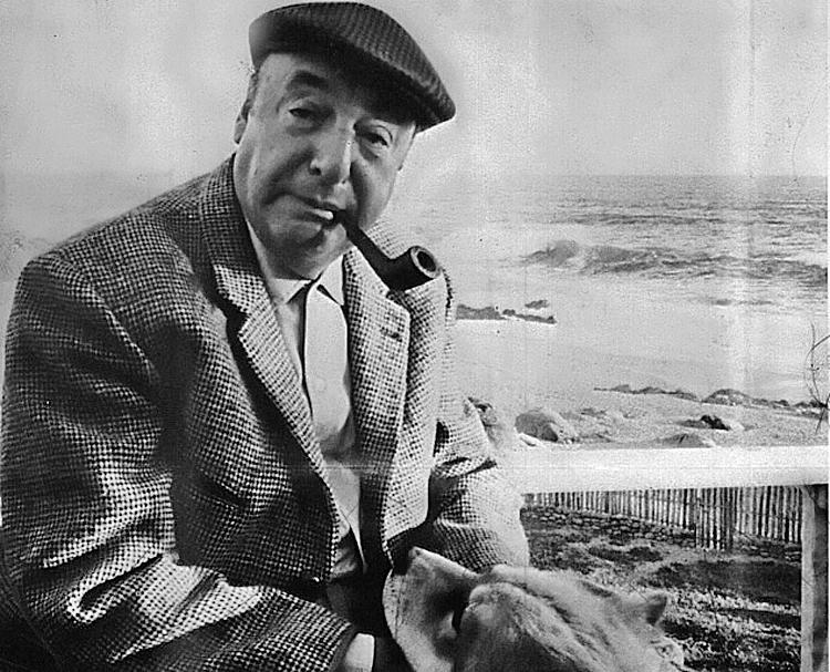Neruda, Pablo portréja