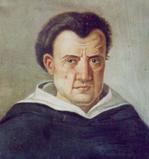 Campanella, Tommaso portréja