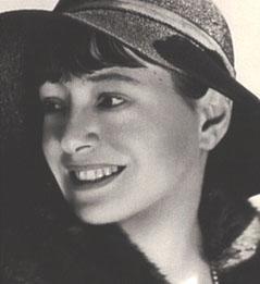 Parker, Dorothy portréja