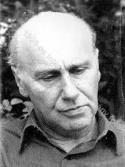 Benjámin László portréja