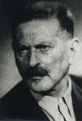 Forbáth Imre portréja