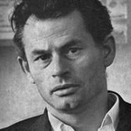 Ratkó József portréja