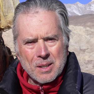 Velter, André portréja