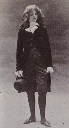 Vivien, Renée portréja