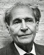 Déry Tibor portréja