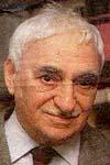 Sánta Ferenc portréja