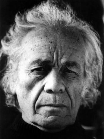 Parra, Nicanor portréja