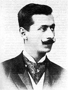 Portre of Dučić, Jovan