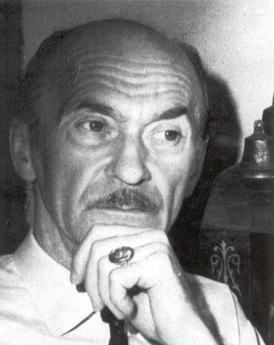 Jékely Zoltán portréja
