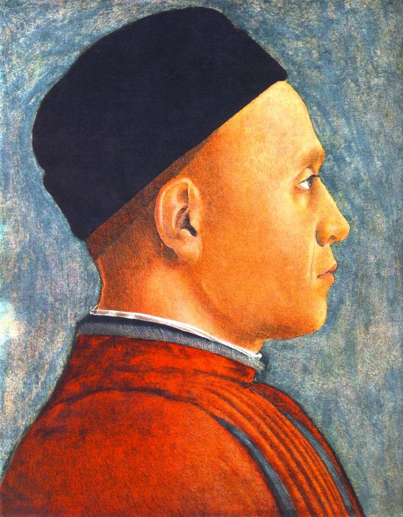 Janus Pannonius portréja