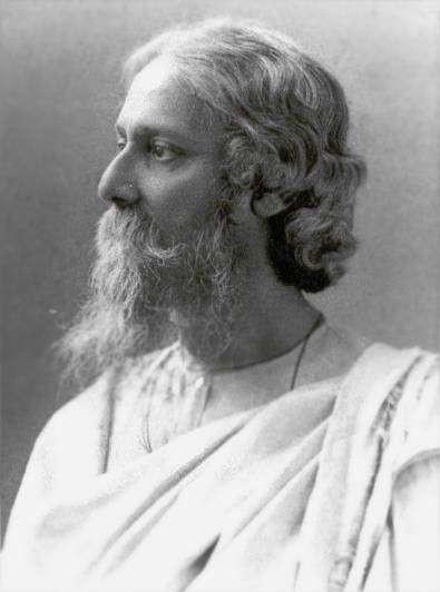 Tagore, Rabindranath portréja