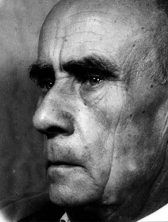 Kassák Lajos portréja