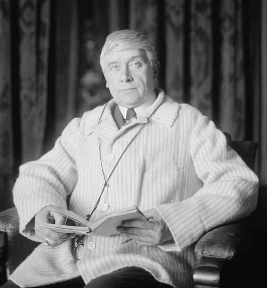 Maeterlinck, Maurice portréja