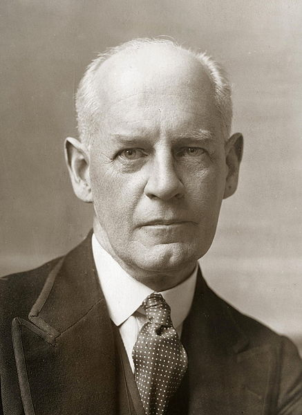 Galsworthy, John portréja