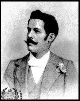 Guimarães Passos, Sebastião Cicero dos portréja