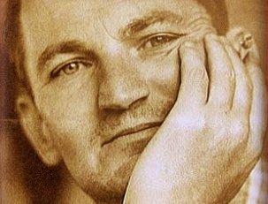 Szilágyi Domokos portréja